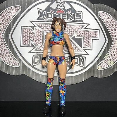 Custom mattel action figure WWE Diva Superstar Dakota Kai