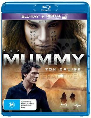 Ultraviolet code ONLY- HD- The Mummy