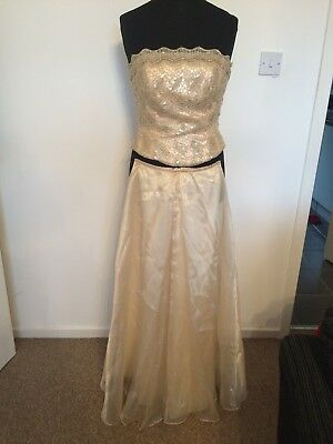 2pc Wedding Dress BNWOT