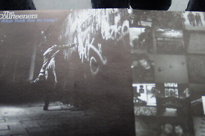 """THE COURTEENERS What Took You So Long LTD UK NUMBERED 7"""""""