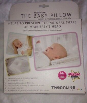 Baby Pillow- Theraline