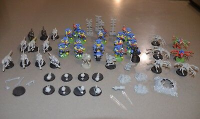 Warhammer 40K Assorted Space Marines and Tyranids