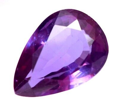 Ring Use 10.55 Ct Natural Alexandrite Color Changing AGSL Certified Pear Cut Gem