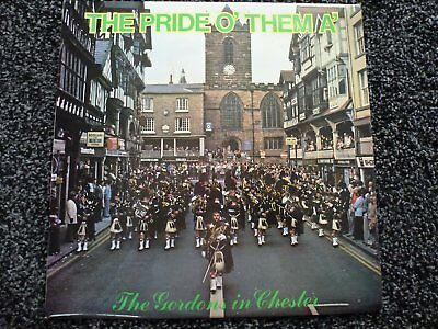The Pride O' Them A' The Gordons in Chester Vinyl LP ( DR 4 )