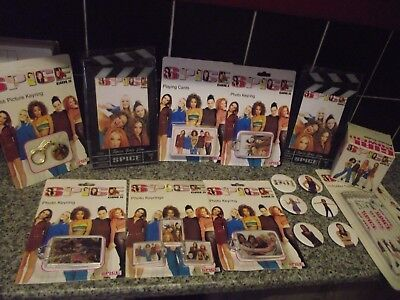 collection of spice girls memorabilia ALL NEW