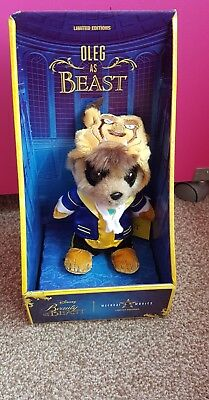 Meerkat Oleg as Beast brand new in box limited edition