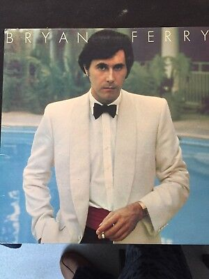 "Bryan Ferry ""another Time Another Place ""vinyl"