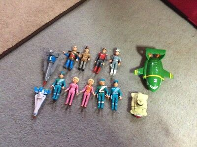 Thunderbirds Job Lot