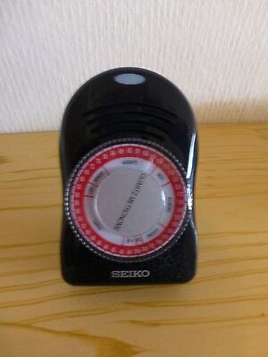Seiko Quartz Metronome In Box With Battery