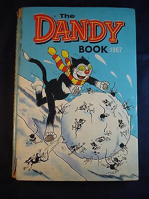 Dandy Annual 1967