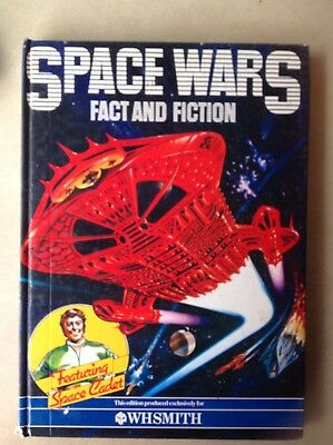 Space Wars - Fact Or Fiction 1980 Hardback