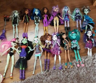 Huge Monster High Bundle