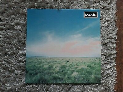 "Oasis - Whatever - 12"" Vinyl - 2014 Big Brother RKID70BOXX- Ex Condition - RARE"