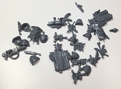 Space Wolf Accessories Job Lot, Ideal For 8Th Ed