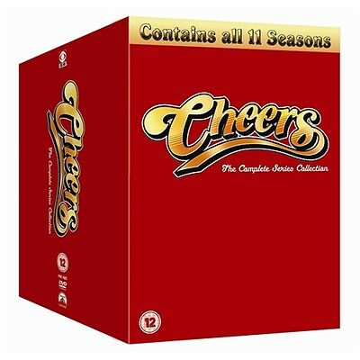 Cheers : Complete Series 1-11 - Box Set (43 Discs) - Ted Danson - New DVD