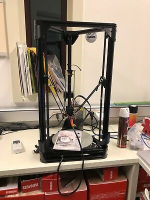 stampante 3d delta anycubic kossel plus linear titan extruder e3d v6 e3dv6