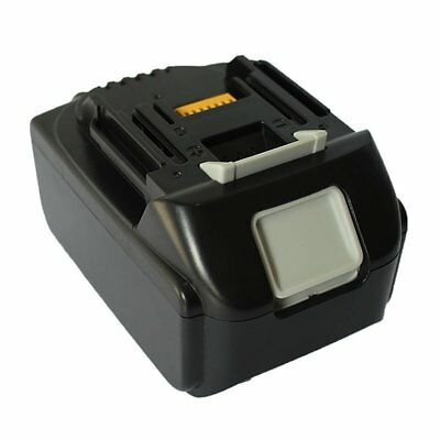 New 18V 4.0Ah Li-Ion Replacement Battery for Makita Power Tool BL1830 BL1840