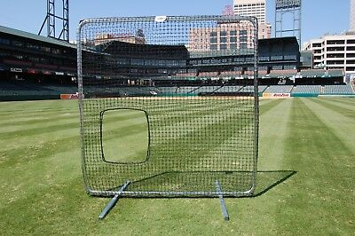 ProCage Softball Pitcher Replacement Net 2.1m x 2.1m. Delivery is Free