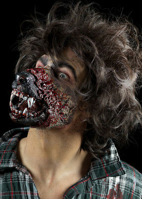 Halloween Werewolf Mouth Prosthetic Make-Up