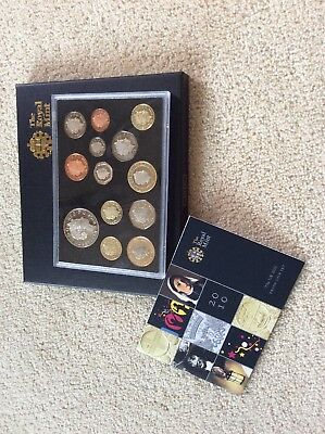 Royal Mint Proof Coinage Set 2010