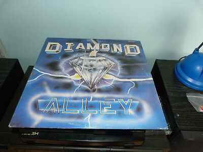 Diamond Alley - Diamond Alley (LP, Private Synth Boogie Funk, 1985)