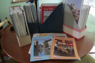 French Language Magazines - La Vie Outre-Manche - 21 years run!