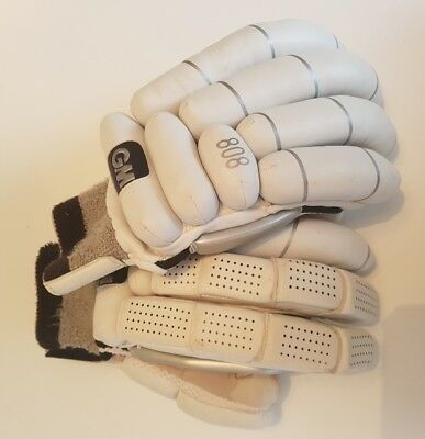 Gunn and Moore GM 808 Cricket Gloves Left Handed