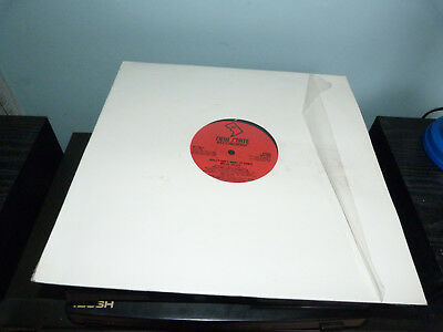 """Willie Jolley - Really Don't Want To Dance  (12"""", New Jack Swing Boogie, 1989)"""