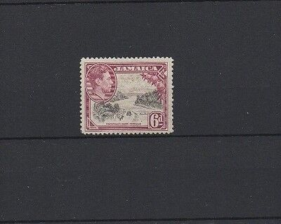 JAMAICA. GV1. SG128 (perf. 12.5). Mounted Mint.
