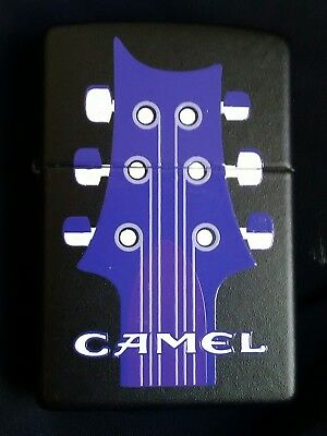 Camel  Zippo Musical Notes  lighter.