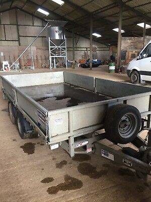 LM126G Ifor Williams Trailer