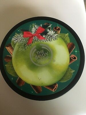 Body Shop Spiced Apple Body Butter