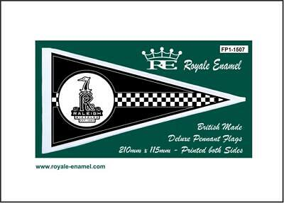 Royale Antenna Pennant Flag Raleigh Emblem Chopper Fp1.1507