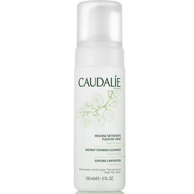 CAUDALIE Instant Foaming Cleanser 150ml #8436 NO LID