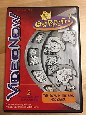 """The Fairly Odd Parents: """"The Boys in the Band""""; """"Hex Games"""" (The Fairly Odd Pare"""