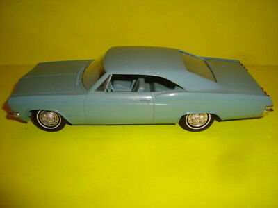 AMT 1965 Chevy Impala 2 Dr. Ht. Promo Model Car