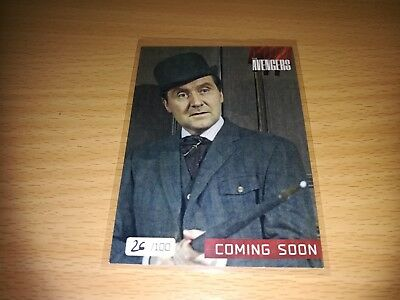 The Avengers Promo Card 1 - Number 26/100 by Unstoppable Cards 2017