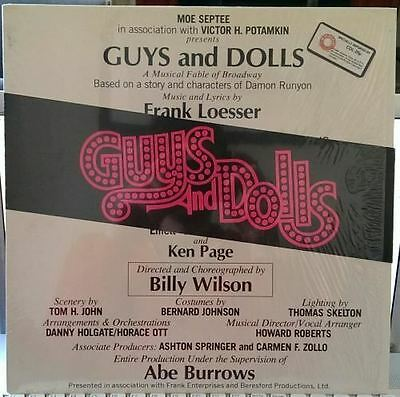 Guys And Dolls (US 1976) : Various