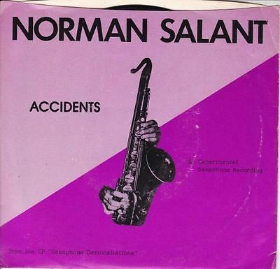 Accidents 7 : Norman Salant