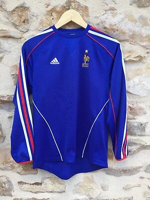 Maillot Equipe de France FFF - taille XS / vintage