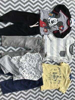 Lot Of Size 2T Toddler Boys Stylish Outfits Crazy 8 Ralph Lauren
