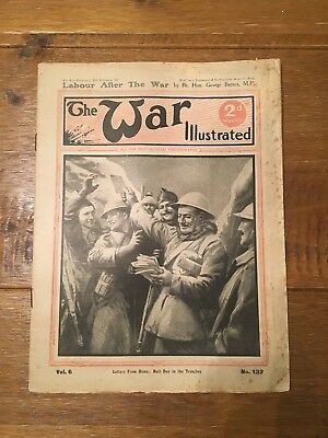 The Great War Illustrated