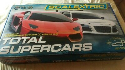 Scalextric Total Supercars  C1351