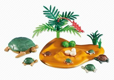 Playmobil Add On 6420 Turtle With Babies - New, Sealed