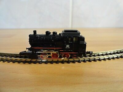Marklin Z  Locomotive Vapeur  Db 89006