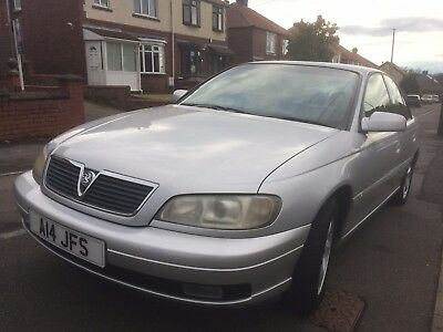 🚗  Vauxhall Omega CD Auto 2.2 Petrol A14 JFS Private Reg Included 🚗