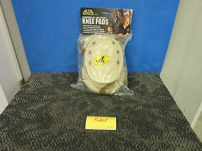 Alta Superflex Knee Pads Tactical Police Military Construction Desert Camo New