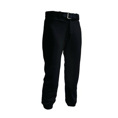 (2X-Large, black) - TAG's Women's Low Rise Softball Pant. Shipping Included