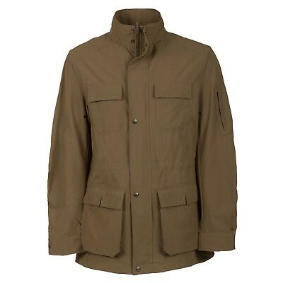(Large) - Beretta Quick Dry Jacket, Khaki (Gu021t0440070h). Delivery is Free