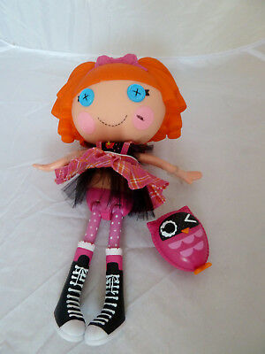 Lalaloopsy Doll - BEA SPELLS-A-LOT with owl pet